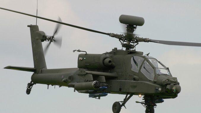 مروحية AH-64E