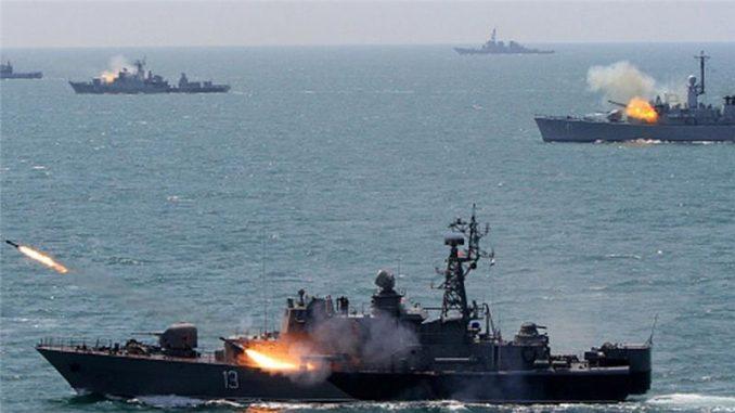 سفن لحلف شمال الأطلسي في البحر الأسود