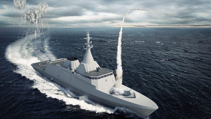 سفينة السطح الحربية غويند 2500