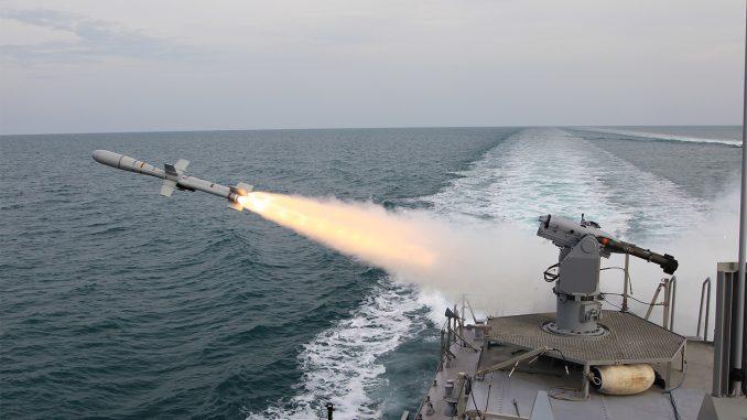 صاروخ مارتي من شركة MBDA