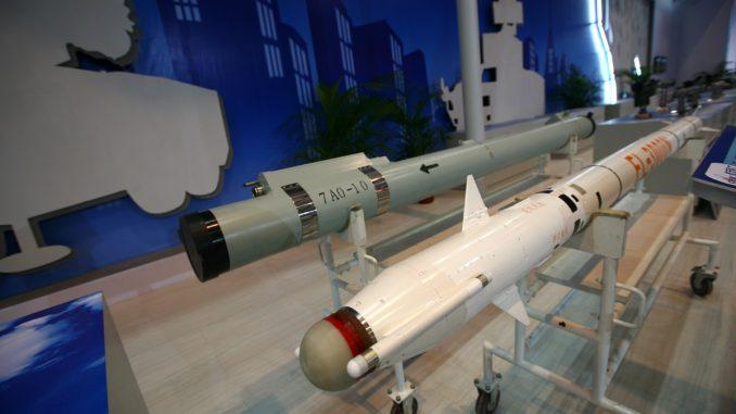 صاروخ FL-3000N الصيني