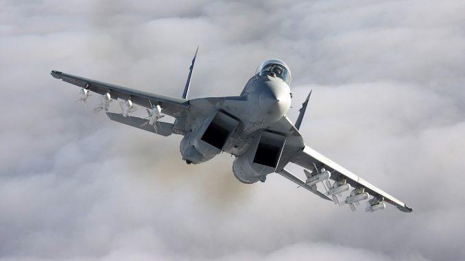 مقاتلة ميغ-29 الروسية