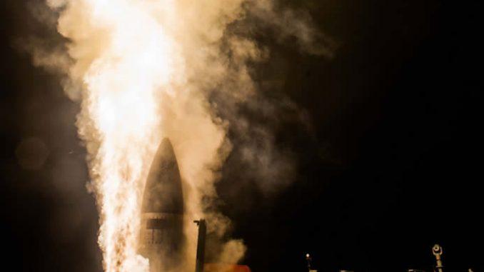 أول عملية اعتراض ناجحة لصاروخ SM-3