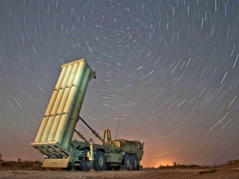 منظومة ثاد الصاروخية