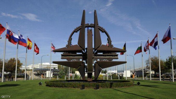 شعار حلف الناتو