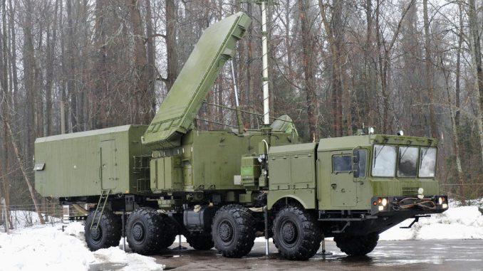 رادار دفاع جوي روسي