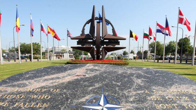 أعلام دول حلف الناتو