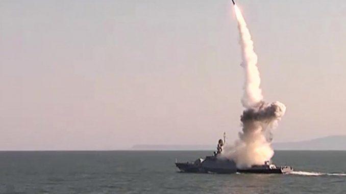 """صاروخ """"كاليبر"""" المجنح"""