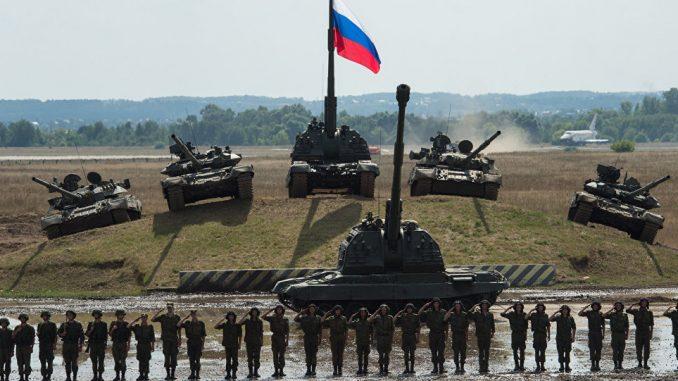دبابات روسية