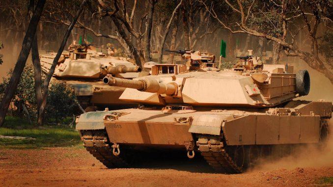دبابة أبرامز