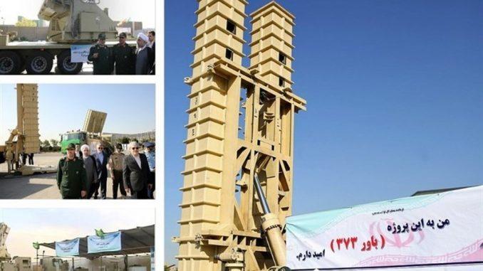 نظام بارور 373 الإيراني