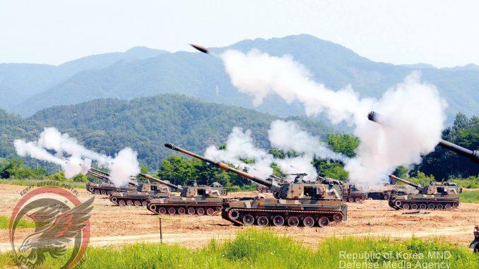 مدفع K9 Thunder