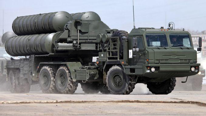 منظومة الدفاع الجوي أس-400