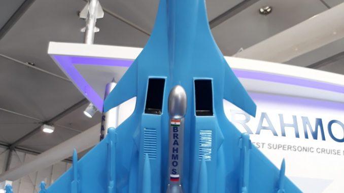 صاروخ كروز روسي-هندي (براهموس)