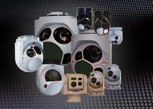أنظمة من إنتاج شركة L3 Wescam
