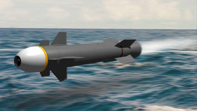 صاروخ مضاد للسفن من إنتاج MBDA