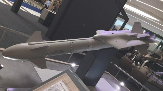 """صاروخ """"الطارق"""" الإماراتي"""
