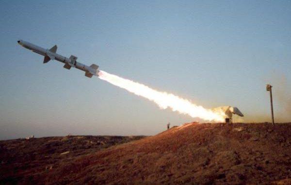 صاروخ باكستاني مضاد للسفن