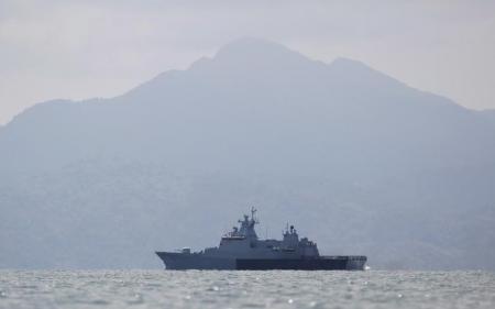 سفينة حربية ماليزية
