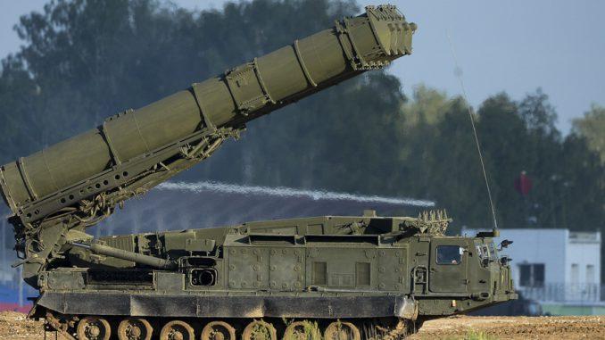 منظومة صواريخ أس-300