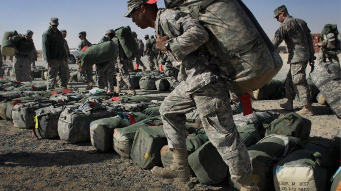 جنود أميركيون