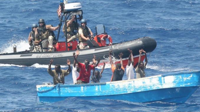 القرصنة في خليج عدن