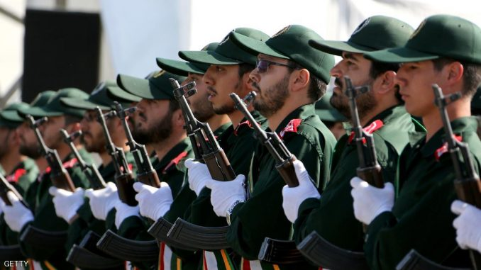 جنود إيرانيون