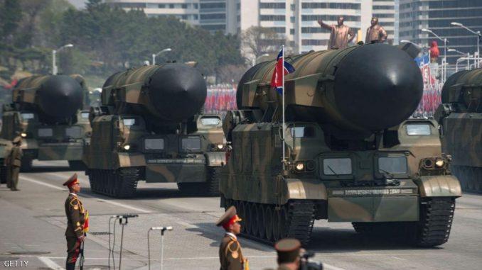 مركبات ثقلية تحمل صواريخ عابرة للقارات