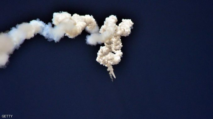صاروخ عابر للقارات كوري شمالي