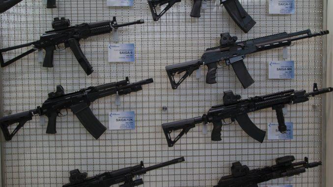 بندقيات كلاشينكوف