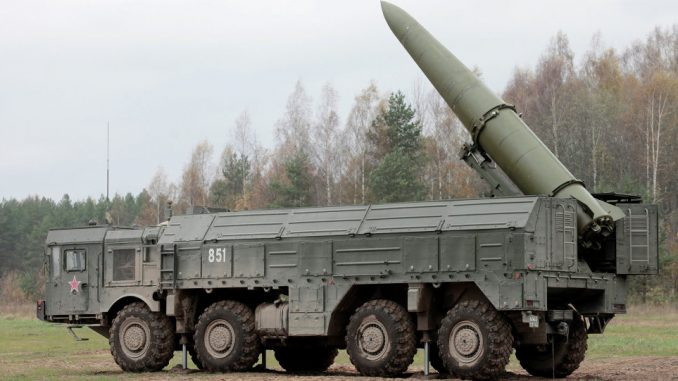 """منظومة """"إسكندر-أم"""" الصاروخية"""