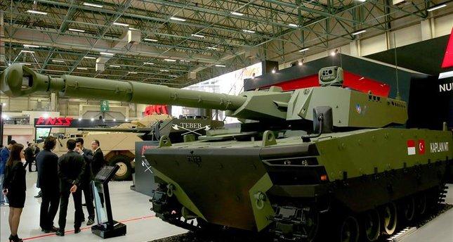 دبابة تركية-إندونيسية