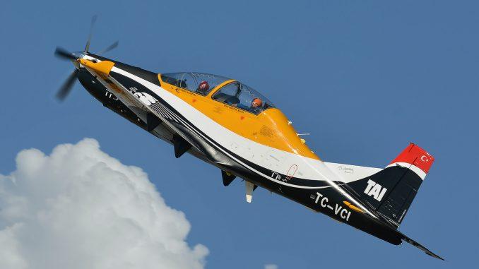طائرة التدريب Hurkus