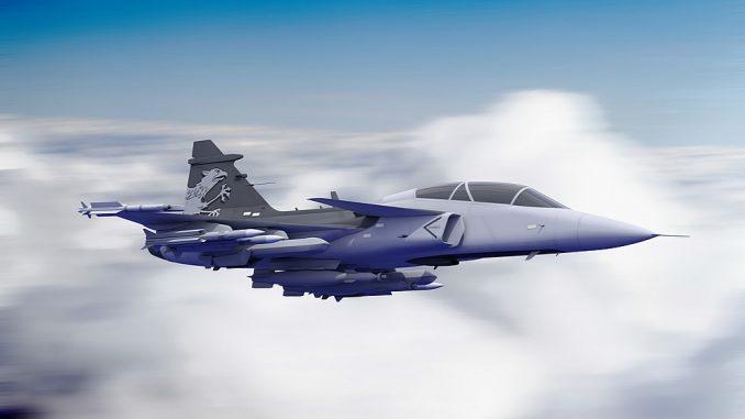 مقاتلة JAS 39 Gripen