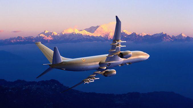 """طائرة """"بي-8 إيه بوسايدون"""" مسلّحة"""