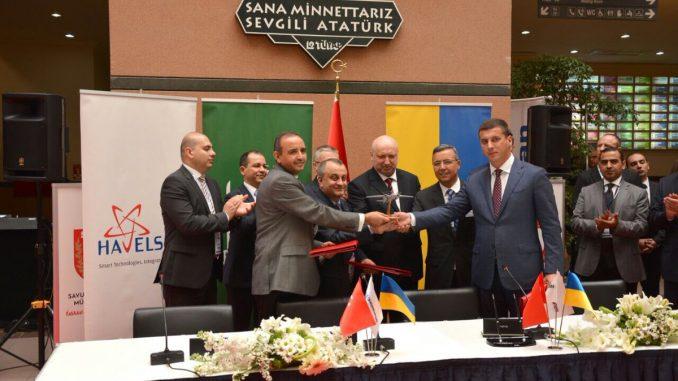 توقيع إتفاقية إنتاج طائرات الاستطلاع البحري