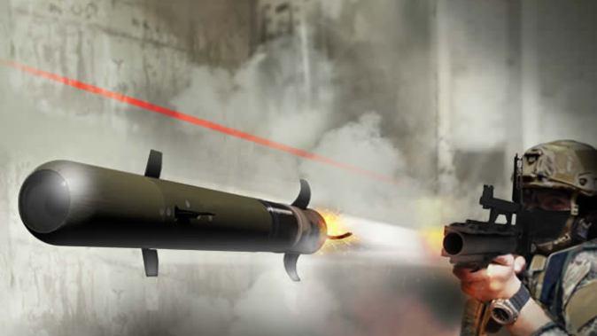 سلاح موجه من شركة رايثيون