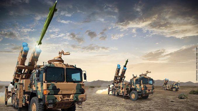 """صواريخ تنتجها شركة """"روكتسان"""" التركية"""