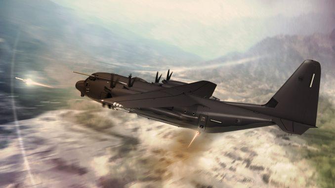 طائرة C-130J-SOF