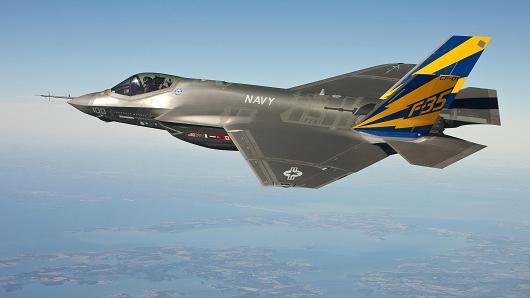 مقالة إف-35 الشبح
