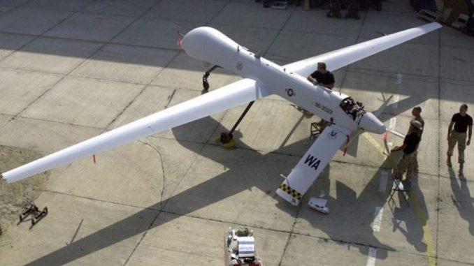 طائرة بريداتور من دون طيار