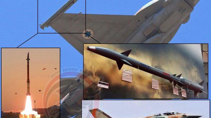 اختبار صاروخ Stunner