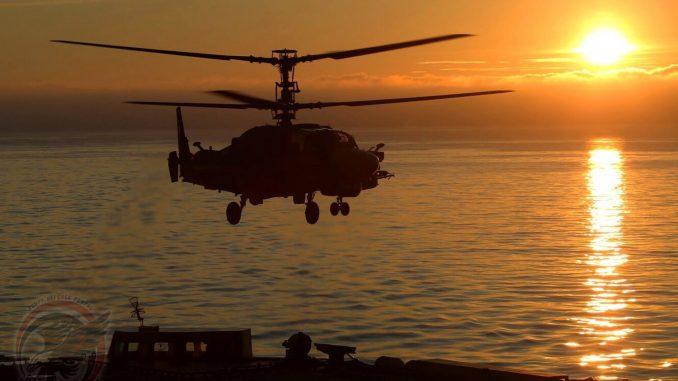 مروحية Ka-52K