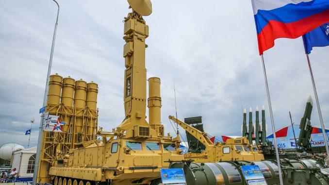 منظومة الدفاع الجوي S-300VM
