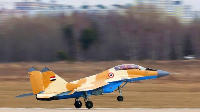 مقاتلة MiG-29M/M2 المصرية المُعدّلة