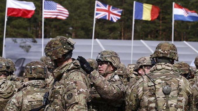 قوات الناتو في بولندا