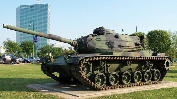 دبابة أم-60 باتون