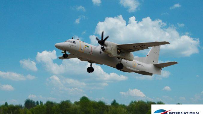 طائرة أنتونوف AN-132D