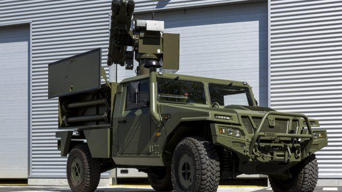 نظام الدفاع الجوي قصير المدى Atlas RC
