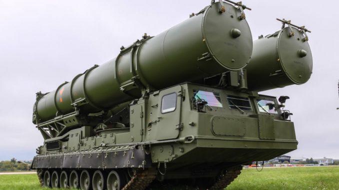 نظام الدفاع الجوي S-300VM